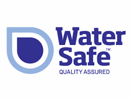 Plumbers East Kilbride -Water Safe Logo