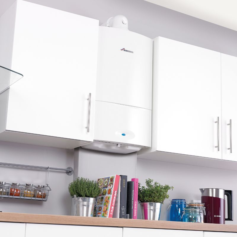 Boiler Installation East Kilbride - Worcester Greenstar 27i-30i System Insitu